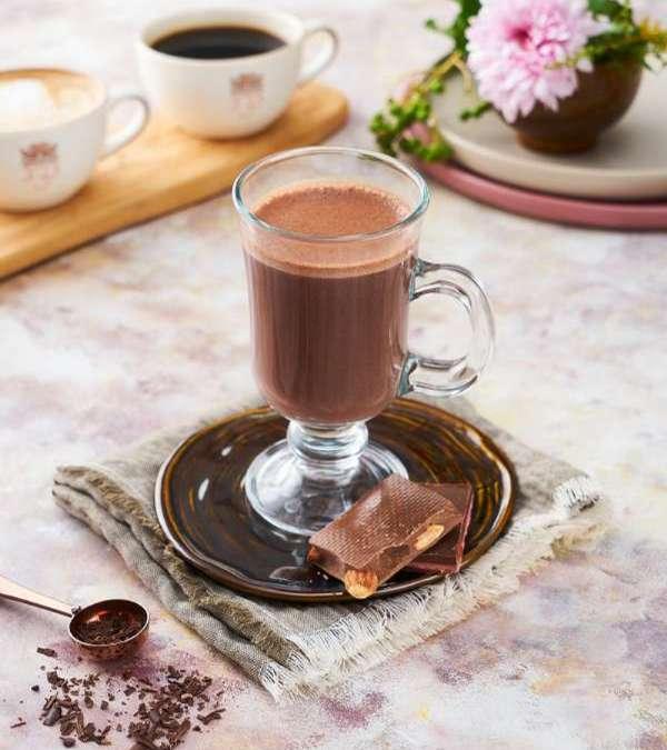 Fındıklı Sıcak Çikolata
