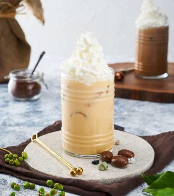 Ice White Chocolate Mocha