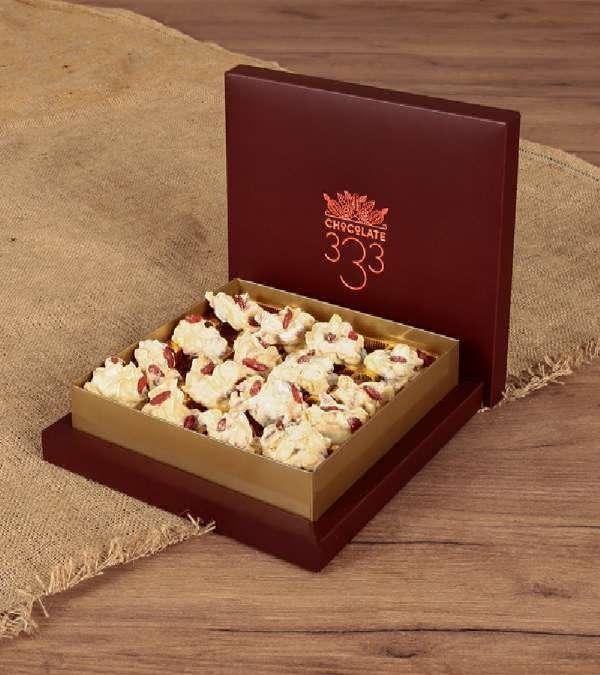 Goji Berry Beyaz Çikolatalı Rocher