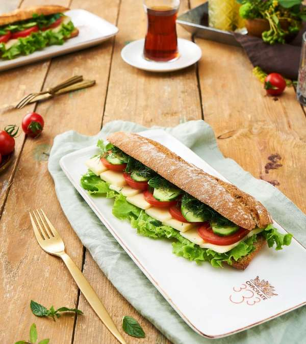 Rustik Baget Esmer Sandwich