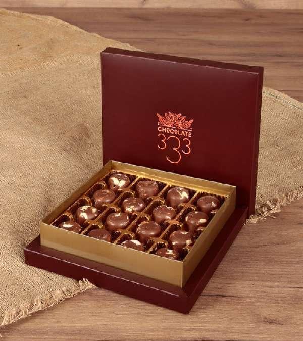 Yer Fıstıklı Çikolata