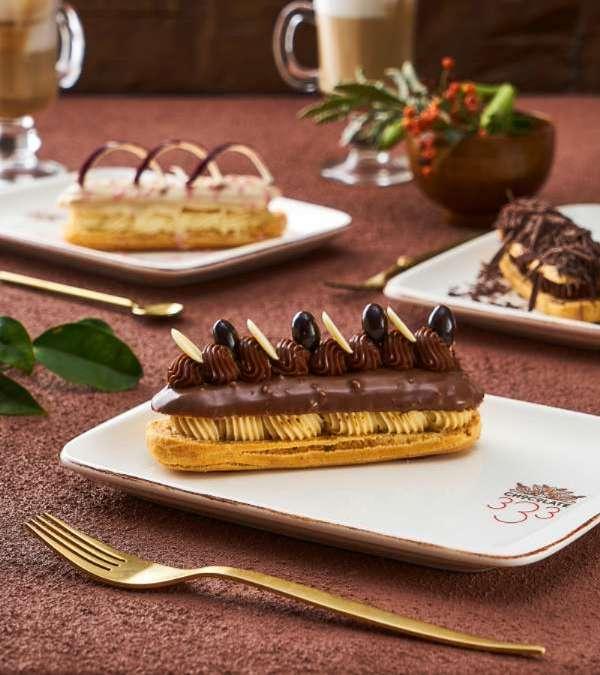 Sütlü Çikolatalı Ekler